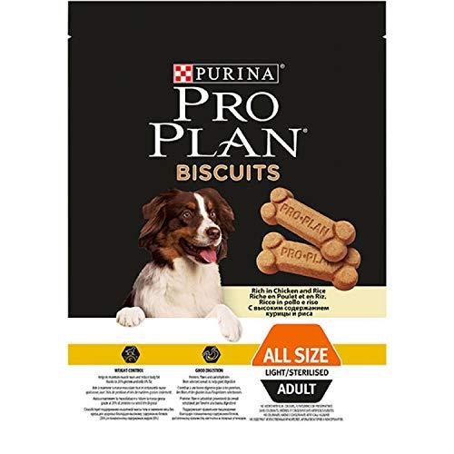 Purina Pro Plan Snack para Perros Adultos - 400 gr ✅