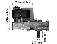 American Harvest Korn Stove 1 RPM Auger Motor 80456 - PP7201 MFR from legendary maxi torque
