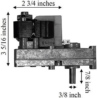 PelletStovePro - Whitfield Pellet Stove 1 RPM Auger Motor 12046300 - PP7000 MFR