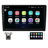 Double Din Car Stereo 10.1 Inch Android Navigation Stereo Touch Screen in Dash