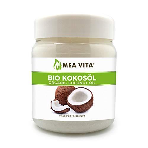 Meavita Aceite De Coco Meavita, Insípido (Desodorizado), 1 Paquete (1 X 500 Ml) 500 ml
