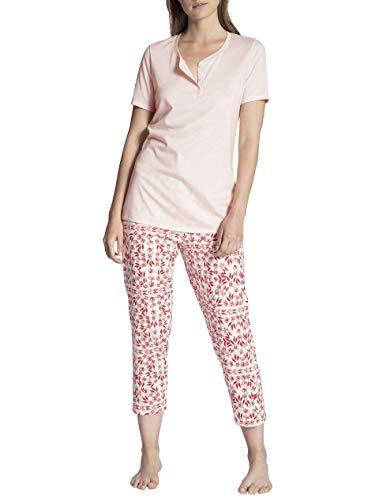 Calida Cosy Cotton Modal 7/8-Pyjama Damen