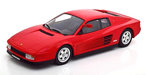 KK Scale KKDC180501 Ferrari TESTAROSSA MONOSPECCHIO 1984 RED 1:18 DIE CAST Model