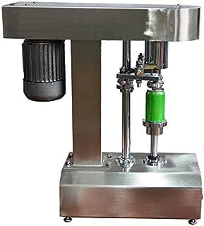 INTBUYING Auto Tin Can Sealing Packing Machine CNC Control