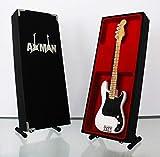 Dee Dee Ramone (Ramones): Bajo - Réplica de guitarra en miniatura
