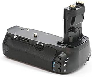 Impulsfoto–Empuñadura de batería para Canon EOS 60d como la BG-E9–para LP-E6y 6pilas AA
