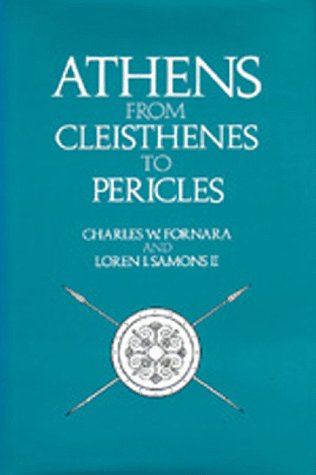 Athens from Cleisthenes to Pericles