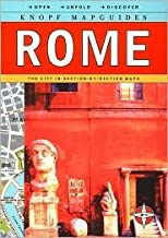 Knopf Mapguide Rome by Knopf Guides
