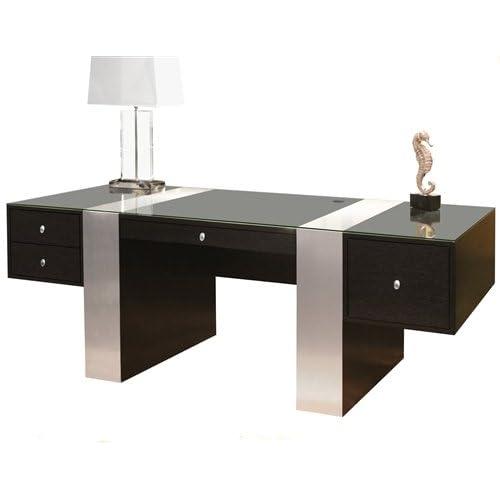 Modern Executive Desk: Amazon.com