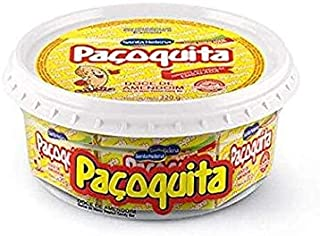 Paçoquita Doce de Amendoim Rolha 350g | Ground Peanut Candy 12.3oz