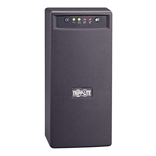 Tripp Lite OMNI500ISO 500VA 300W UPS Battery Back Up Tower Isolation Transformer 120V, 3 Outlets