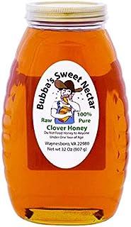 Sponsored Ad - 3 Pack Bubba's Clover Honey 32Oz Jars