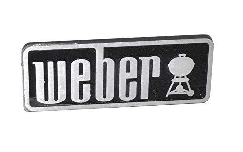 Weber 90501 Logo Label