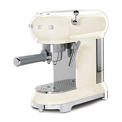 JJ ECF01RDUK espressomachine Standard Beige