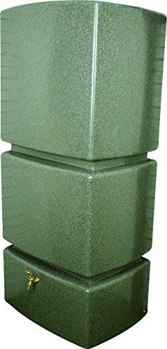 Ecosure Tapón de agua de 800 litros, mármol verde