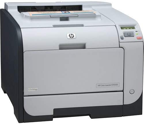 Hewlett Packard Refurbish Color Laserjet CP2025n Laser Printer (CB494A) (Renewed)