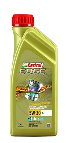 Castrol 5W30 C3 Edge Titanium - Aceite de motor sintetico, 1 L