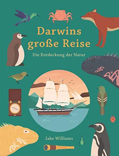 Darwins große Reise - Die Entdeckung der Natur (Midas Kinderbuch)