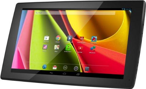 ARCHOS 101 Cobalt 25,7 cm (10.1 Zoll) Tablet-PC, Cortex A9, Dual Core Prozessor, 1.2 GHZ, 1 GB RAM, 8 GB Flash, WiFi, Android 4.2) schwarz
