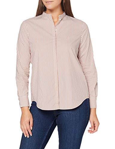 BOSS Damen C_Befelize_18 Bluse, Medium Beige262, 38