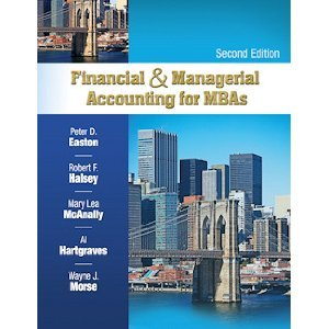 Financial & Managerial Accounting For MBA