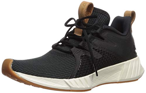 Reebok Women's Fusium Run 2.0 Shoe, Black/ALABAS/White, 11 M US