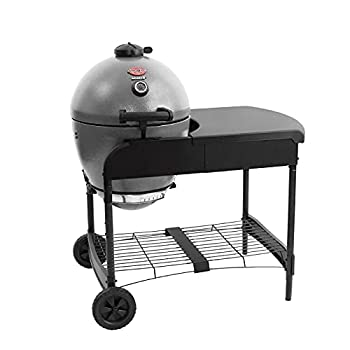 Char-Griller E6520 AKORN Kamado Charcoal Grill Cart Ash