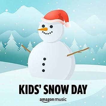 Kid's Snow Day