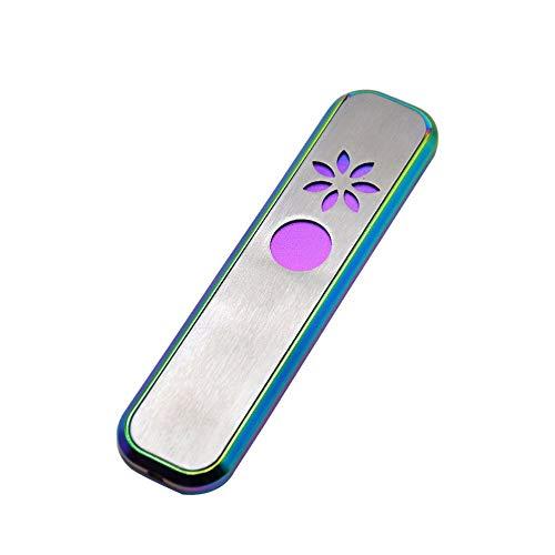 NUK 10175215 Genius Color color rosa y gris Chupete de silicona 0-6 meses, 2 unidades