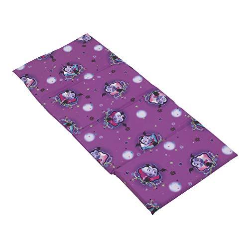 Disney Vampirina - Purple & Pink Preschool Nap Pad Sheet, Purple, Pink