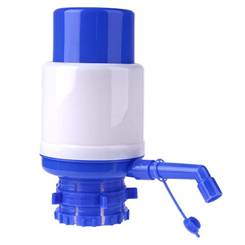 Foru-1 Draagbare gebottelde drinkhanddruk pomp campingpers waterdispenser