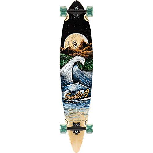 "Sector 9 Skateboards Moonlight Maverick Complete 44"""