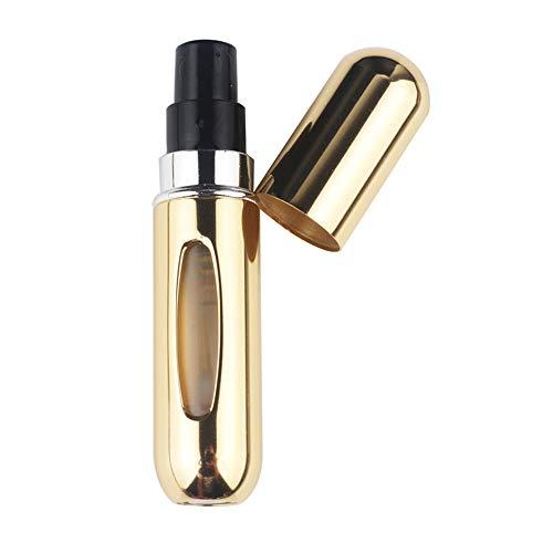 Mini flacon vaporisateur portable rechargeable pour parfum facile à remplir