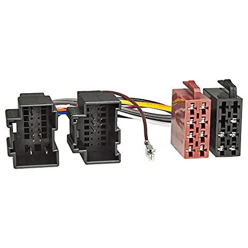Baseline connect câble adaptateur pour autoradio iSO cHEVROLET à partir de 2006 (prise de courant et le haut-parleur)