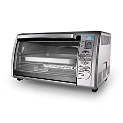 BLACK & DECKER  CTO6335S Toaster Oven - Best Choice Oven