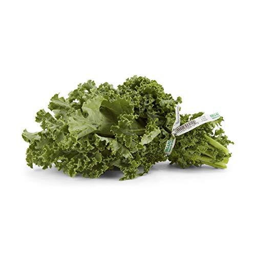 Greens Kale Green Organic, 1 Bunch