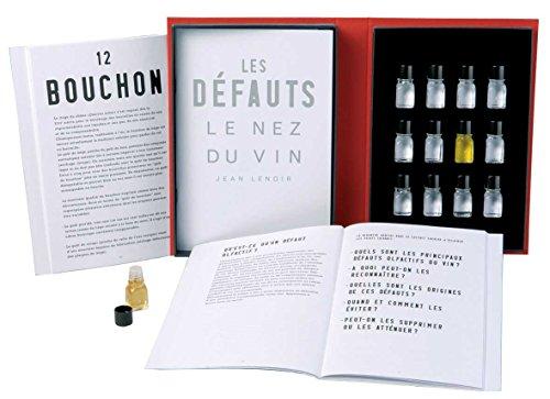 Le Nez du Win Les DéFaults) 12 aroma's (in het Engels) (doos)