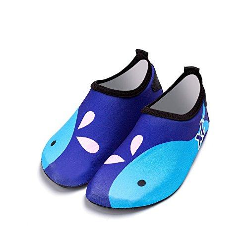 XYL HOME , Chaussures de pêche pour homme - - Walblau, 32-33 Schuhe Länge 19.1CM