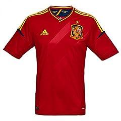 Adidas Camiseta  1ª Equipación Española 2012 Rojo