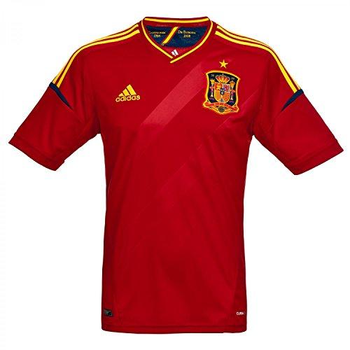 adidas Camiseta España -Junior-2012-1ª equipación