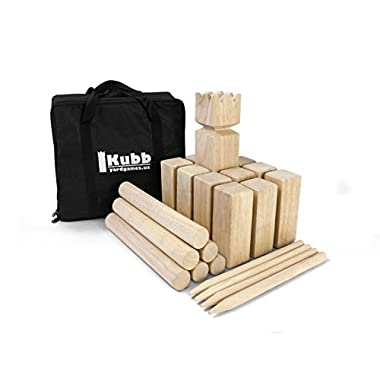 Yard Games Kubb Game Premium Set