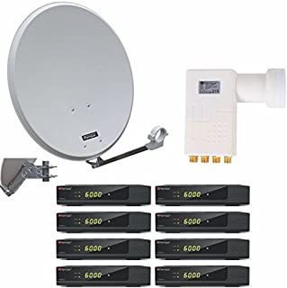 Suchergebnis Auf Für Satelliten Komplettanlagen 250 400 Eur Satelliten Komplettanlagen Fernse Elektronik Foto
