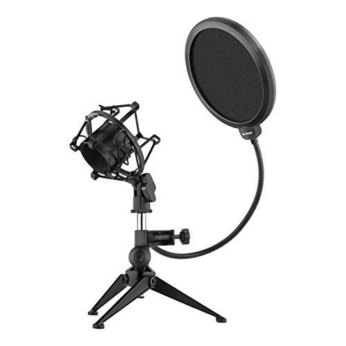 STEREN Filtro antipop Profesional para micrófono