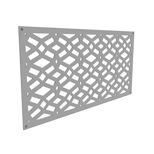 YardSmart 73004782 Decorative Screen Panel 2X4-Celtic, Clay