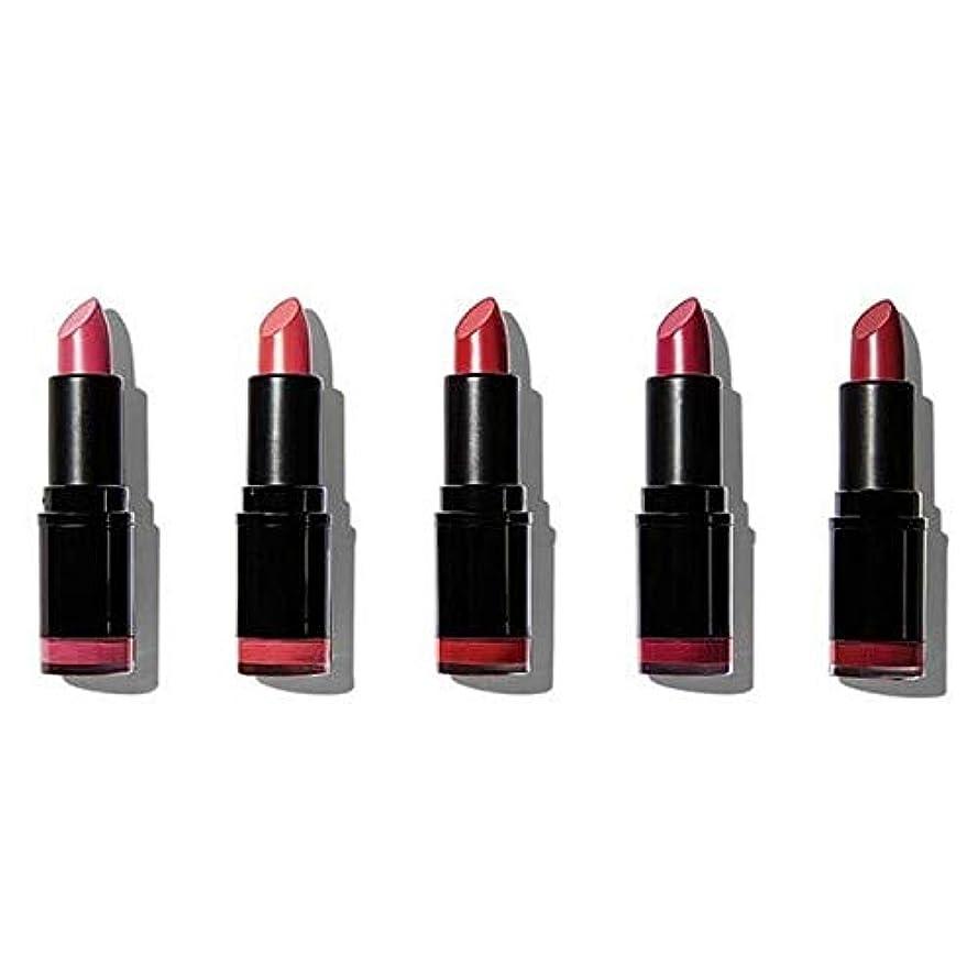 神半島メロドラマ[Revolution ] 革命プロ口紅のコレクションマット赤 - Revolution Pro Lipstick Collection Matte Reds [並行輸入品]