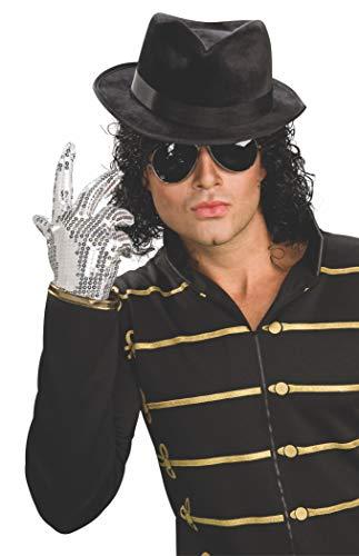 Chapeau Fedora Michael Jackson - Taille Unique