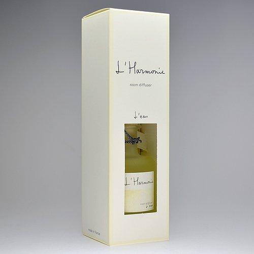 Lothantique(ロタンティック) L' Harmonie(アルモニ) ルームディフューザー 200ml 「L' eau(オー)」 4994228024657