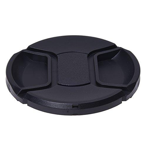 SODIAL(R) Copertura universale della protezione dell'obiettivo di 77mm per la fotocamera SLR DSLR