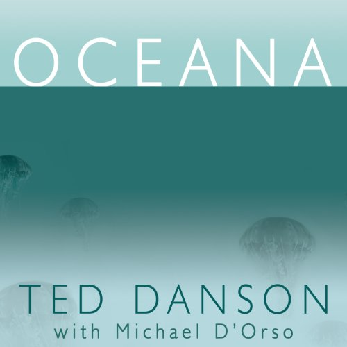 Oceana audiobook cover art