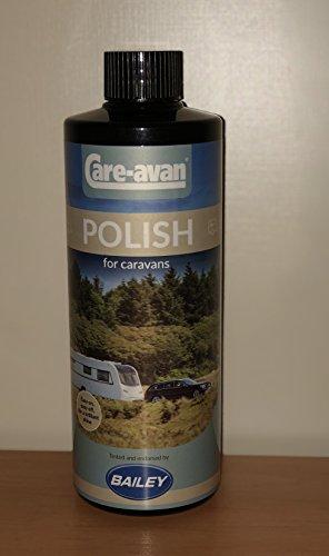 Care-avan Caravan Polish UK's No1 Endorsed by Bailey Caravans & Roma...